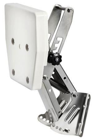 Aluminium-Spiegelplatte Außenbordbefestigung Motorhalterung für